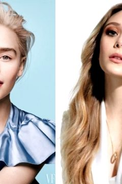 Emilia Clarke Vs Elizabeth Olsen