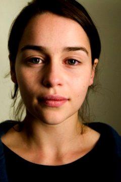 Emilia Clarke Without Makeup