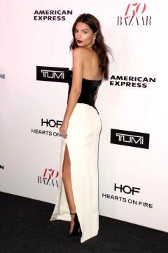 Emily Ratajkowski – Harper's BAZAAR Celebration Of The 150 Most Fashionable Women In West Hollywood, LA 27 January, 2017