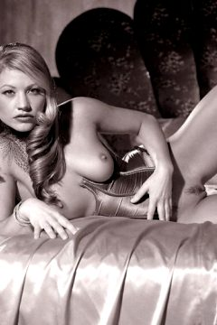 Heather Mcquaid – More Classic Bw Glamour Photography – Set Two