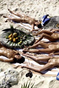 Hegre Art Melisa Anna Brigi Muriel Suzie Suzie Carina Picnic In Mexico