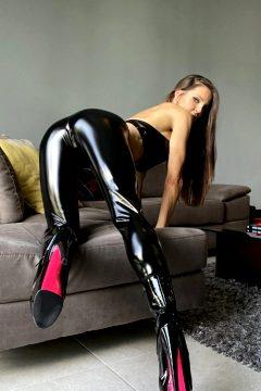 Hot Black Pants?Do You Like It? ???