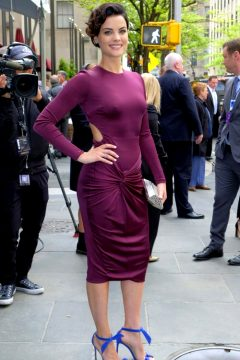 Jaimie Alexander Looks Amazing Upfront And Even Better Out Back