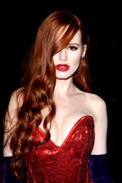 Jessica Rabbit By Madelaine Petsch