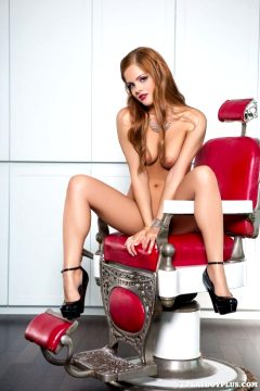 Josee Lanue Is A Redheaded Fresh-faced French Canadian Beauty – Set Two Wondering If Angela Redhead Fans Like This Girl …