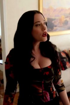 Kat Dennings' Big Tits In Her New Show Dollface