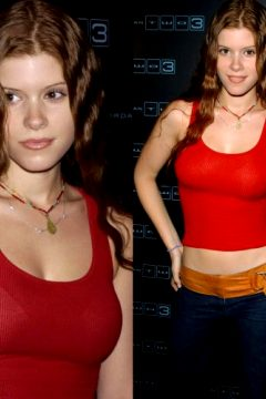 Kate Mara At 19.