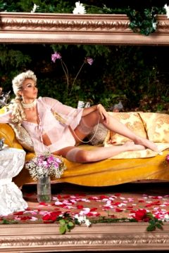 Khloe Terae In A Vintage Layout Set One Of Three