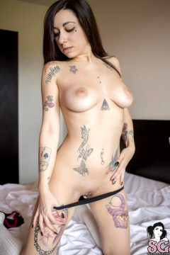 Malah Suicidegirls – First
