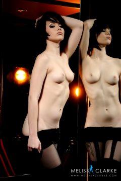 Mellisa Clarke – Just Topless