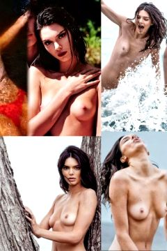 Most Of Kendall Jenner's Nudes All-in-one