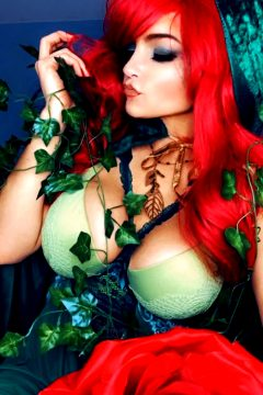"""""""Nature Always Wins."""" Poison Ivy From DC/Batman"""