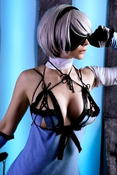 NieR: Automata – 2B By Reilin Cosplay