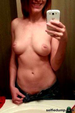 Nude GF Selfies