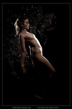 Nude Muse Nik Darkwoods Nude