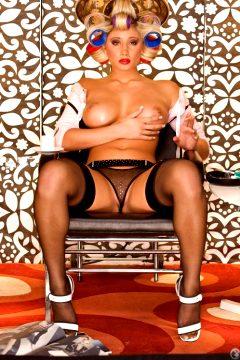 Playboy Playmate Blonde