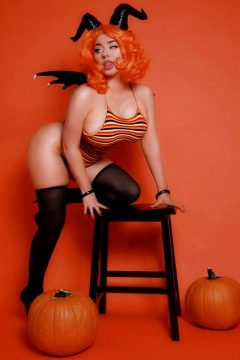 Pumpkin Succubus By Bishoujo Mom