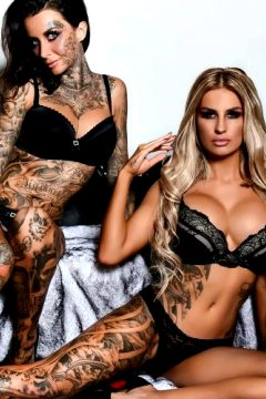 Rachel McGregor And Tattooed Katia