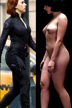 Scarlett Johansson On/off