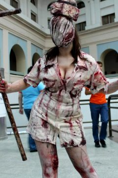 Silent Hill Nurse By Chloride Cosplay