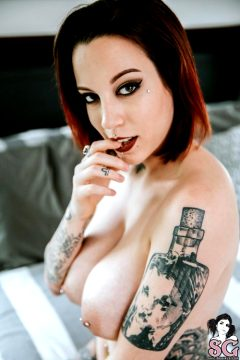 Suicidegirls Valora Imprinted