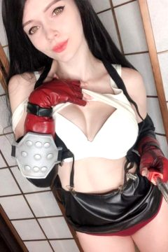 Tifa Lockhart By Evenink_cosplay