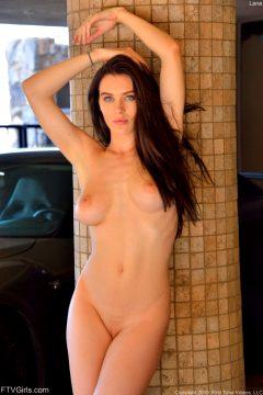 Topless Striptease