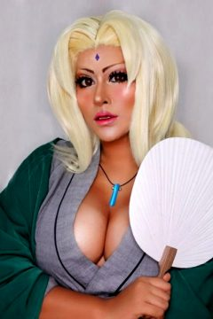 Tsunade Cosplay By Akanksha Sachan
