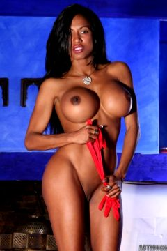 Tyra Lex – Red Dress