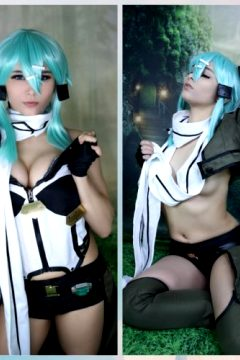Which Sinon Do You Like More? ;)